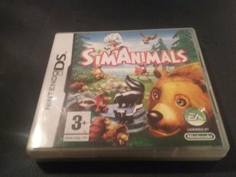 Sim animal nintendo ds