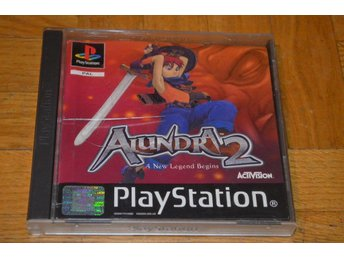 Alundra 2 - Engelsk Version - Playstation PS1