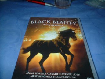 NYTT:DVD-FILM:BLACK BEAUTY