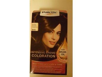 1st Poly Palette hårfärg - Nr 800 Mörkbrun - Stockholm - 1st Poly Palette hårfärg - Nr 800 Mörkbrun - Stockholm
