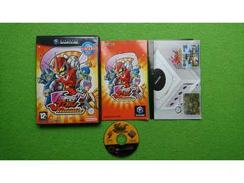 Viewtiful Joe Red Hot Rumble KOMPLETT Gamecube Nintendo Game Cube