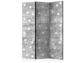 Rumsavdelare - Stars on Concrete Room Dividers 135x172