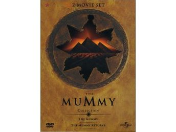 Mummy Collection (2-disc)