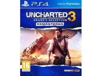 Uncharted 3 Drakes Deception PS4 (PS4)