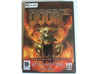Doom 3 Expansion pack - Resurrection of Evil - Import