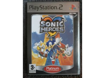 Sonic Heroes - PS2 PAL