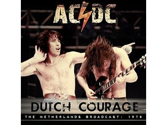 AC/DC: Dutch courage 1978 (FM) (CD)