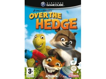 Over The Hedge - Nintendo Gamecube