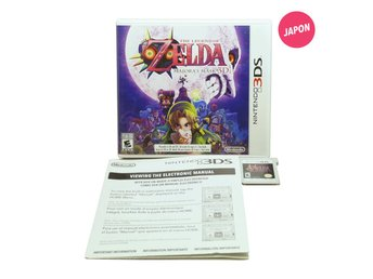 The Legend of Zelda: Majora's Mask 3D (USA / 3DS)