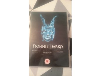 DVD. Donnie Darko.