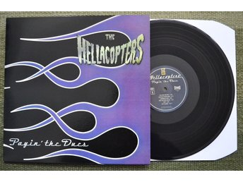 "hellacopters ""payin' the dues"" (LP)"