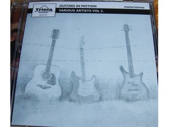 Guitars in Motion Vol 2