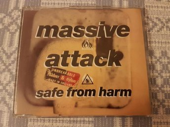 Massive Attack - Safe From Harm CDM