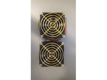 2 * 92mm Fan with protection