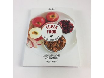 Bok, Superfood, Sue Quinn, Pocket, ISBN: 9789163611605, 2016