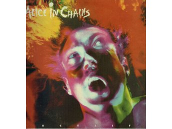 ALICE IN CHAINS - FACELIFT (WHITE VINYL) LP