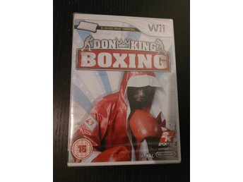 Don King Boxing (Wii, NYTT)