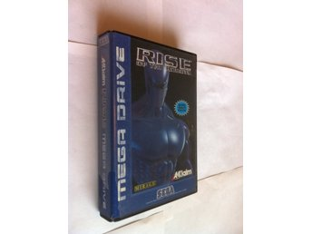 Megadrive: Rise of the Robots