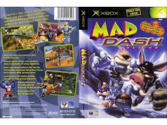 Inplastat! Mad Dash Racing … 4spelareSplit …äkta16låtarVälja - Norrköping - Inplastat! Mad Dash Racing … 4spelareSplit …äkta16låtarVälja - Norrköping