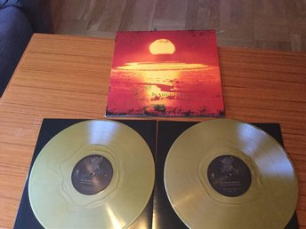Dawn - Slaughtersun, Crown of The Triarchy. Lp Guld