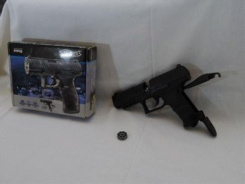 Walther PPQ co2 Pellet 4,5mm