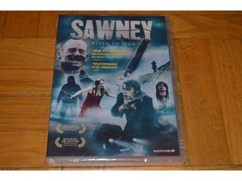 Sawney Flesh Of Man - 2012 - DVD INPLASTAD