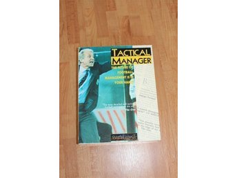 Tactical Manager - Amiga