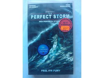 VHS - The Perfect Storm