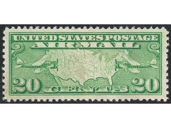 US Frimärke Airmail 1927 - Arboga - US Frimärke Airmail 1927 - Arboga
