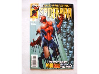 US Marvel - Amazing Spiderman vol 2 # 8 - VF/NM