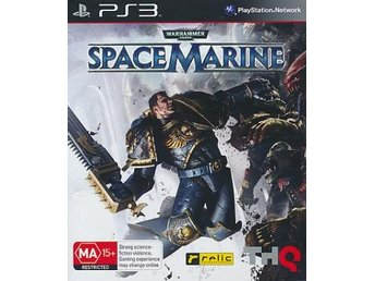 Warhammer 40K Space Marine (PS3)