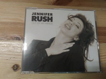 Jennifer Rush - Out Of My Hands, CD