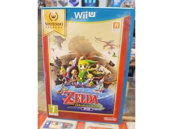 The legend of zelda the windwaker HD / WIi U