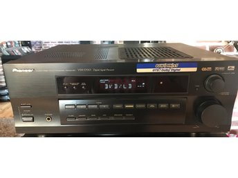 Pioneer A/V multichannel receiver