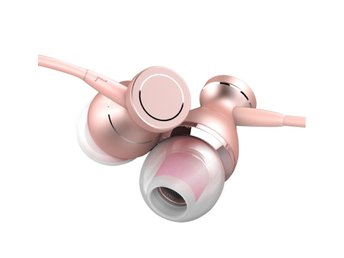 TOMKAS In-ear  ROSEGOLD