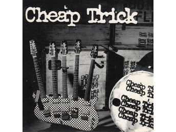 Cheap Trick - Baby Talk - CDS - 1997
