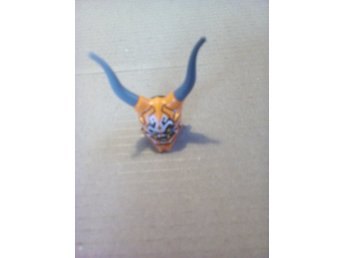 lego nytt 6219134 ninjago mask orange