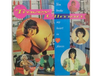 Tracey Ullman-You broke my heart in 17 places / LP