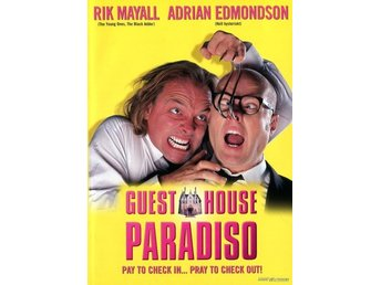 DVD - Guest House Paradiso (Beg)