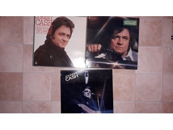 JOHNNY CASH - LP 3st - THE RAMBLER One piece at a time I WOULD LIKE TO SEE 70-t