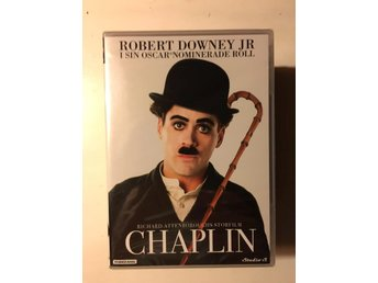 Chaplin/Studio S/Inplastad/Robert Downey Jr.