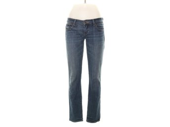 Abercrombie & Fitch, Jeans, Strl: 25/33, Perfect Stretch, Blå