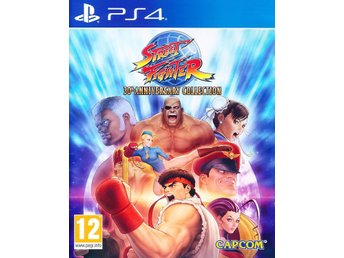 Street Fighter 30th Anniversary Colle...