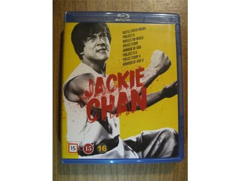 Jackie Chan vintage collection (Blu ray, action, Jackie Chan)