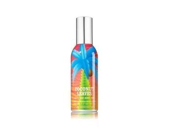 Bath & Body Works COCONUT LEAVES Home Concentrated Room Spray Fragrance Mist