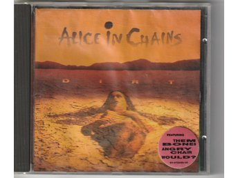 ALICE IN CHAINS - Dirt, CD -92