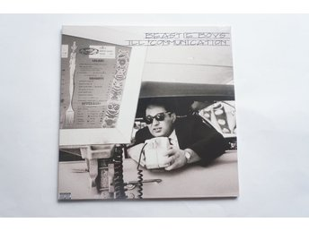 ** Beastie Boys ‎– Ill Communication **