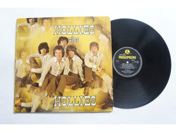 ** The Hollies ‎– Hollies Sing Hollies **