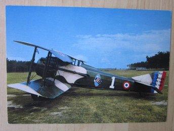SPAD VII 1918 Franckreich flygplan nyskick! Mint! (H1) - Stockholm - SPAD VII 1918 Franckreich flygplan nyskick! Mint! (H1) - Stockholm