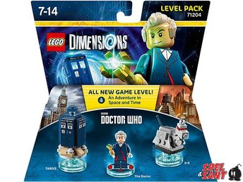Javascript är inaktiverat. - Norrtälje - Lego Dimensions Doctor Who Level Pack 71204 Innehåller: An Adventure in Space and Time Äventyr Lego The Doctor Figur Lego Tardis Fordon Lego K-9 Tillbehör The Doctor has discovered a hidden message in the TARDIS memory banks… from his fu - Norrtälje